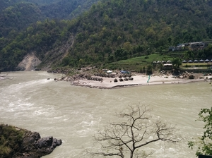 Experiencing the other side of Rishikesh