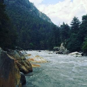 The Himalayan Chronicles - Kasol Hills (Part 1)