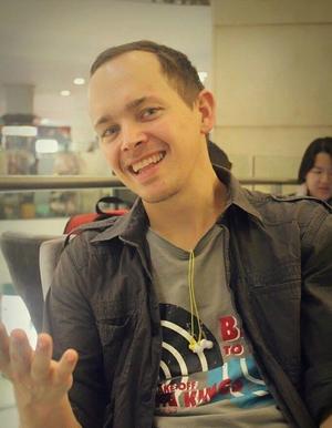 Sascha Travel Blogger