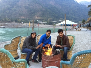 Rishikesh- A Syncretic City