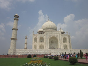 Weekend Trip to Agra