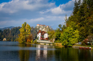 Lake Bled - A must visit place in Slovenia for a long walk