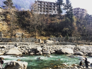 New Year 2017 in Manali
