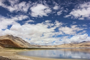 The stunning lakes of Ladakh