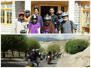 "The ""Journey"" - Bikes and Us!"