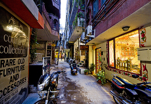 7 Coolest Neighbourhoods In India That Will Make You Love Cities Even More
