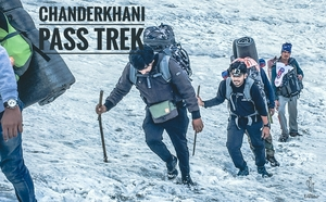 Chanddrkhani Pass (Part 2) - The Photo Story