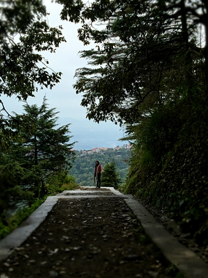 """Mussoorie-The Queen of Hills"""