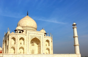 History whispers out loud at ~ AGRA