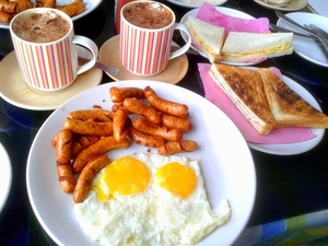 Food options here will outrun your stay ~ DARJEELING