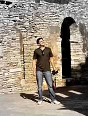 Siddharth Agrawal Travel Blogger