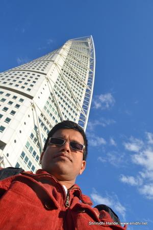 Shrinidhi Hande Travel Blogger