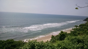 Finding solace in Varkala