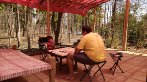 Escape to the jungle – only 2 hrs away from Mumbai!
