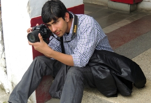 Nikhil Kr. Travel Blogger
