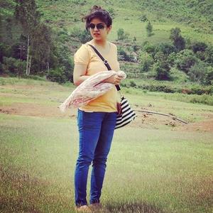 Kshama Pandey Travel Blogger