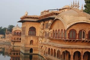 Getaway To Deeg Palace