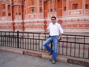 Vaibhav Maheshwari Travel Blogger