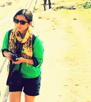 Swati Sah Travel Blogger