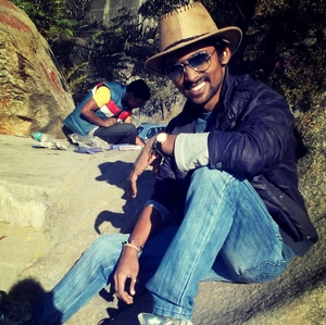 Dibya Debasish Travel Blogger