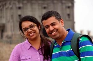 Nandini Murthy Travel Blogger