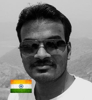 Neeraj Kumar Varshney Travel Blogger
