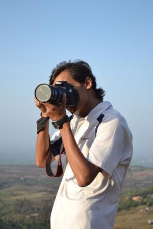 Aniket Kadre Travel Blogger