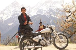 Karanveer Singh Travel Blogger