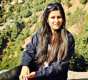 Devanshi Verma Travel Blogger