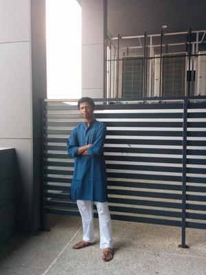 Ashish Reddy Travel Blogger