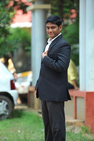 Ajay Varghese Travel Blogger