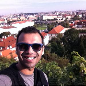 Indrajit Tawde Travel Blogger