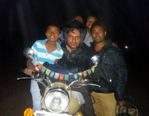 A night to remember: Golden Dunes of Rajasthan