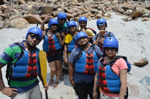 Rafting Lovers, Rishikesh