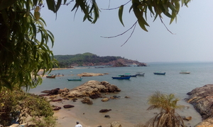 High On Gokarna
