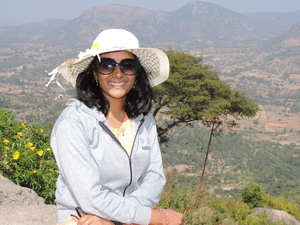 Geeta Hegde Travel Blogger