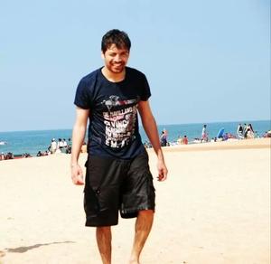 Kaustubh Vartak Travel Blogger