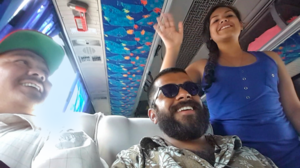 36 hours in a mexican bus