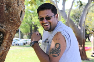 Hemanth H Iyer Travel Blogger