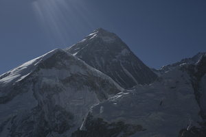 Everest Base Camp Challenge for a Cause !