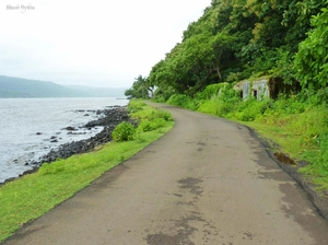 In-Photos: Drive on the Konkan Coastal Road from Diveagar to Harihareshwar and beyond.