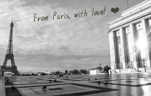 Why going solo to the best of Paris in one day should be on every girl's bucket list! :)