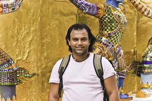Monis Hasan Travel Blogger