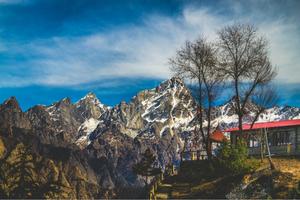 Winter Trip To Auli