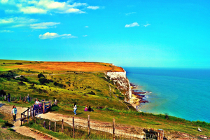 Dover Priory Day Trip: About The White Cliffs And Castles!