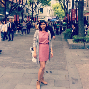 Akriti Sinha Travel Blogger
