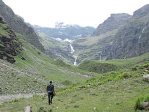 Rupin pass : A place to find your self!
