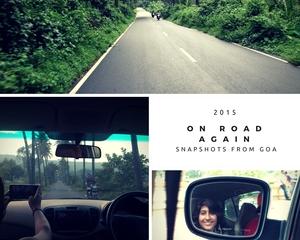 The Road Affair in Goa