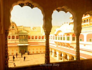 Sightseeing in 'Pink City' Jaipur