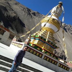 Spiti Valley ! Amazing Drive in Snow ! Lahaul and Spiti District ! Kaza to Manali.
